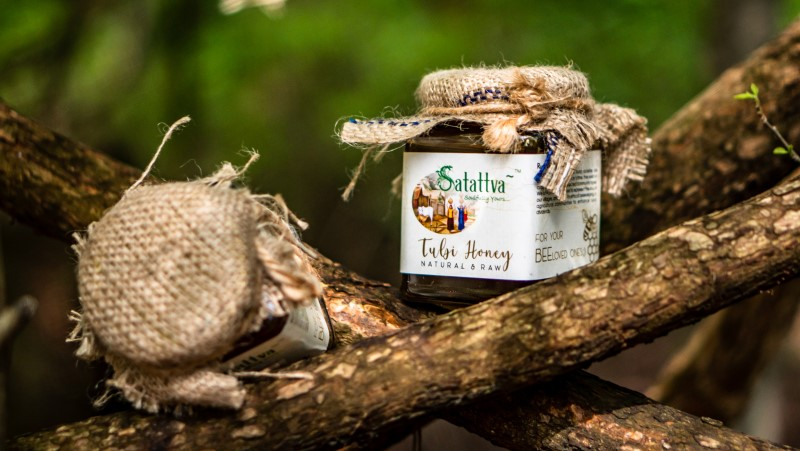 """Tulsi Honey """"The Essence of a Divine Herb"""""""